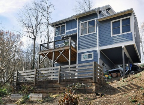 JAG Built Homes | Green Home Builder | JAG Construction in Asheville